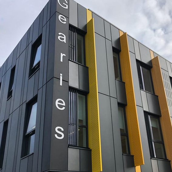 Rainscreen Cladding Systems square
